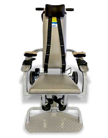 SoftGuard Psychiatric Safety Restraint Chair